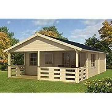 cottage in legno,SENSAZIONALE!