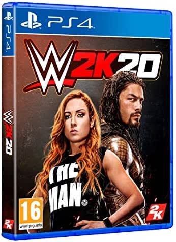 WWE 2K20 - Standard Edition - [PlayStation 4] [AT-PEGI]
