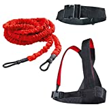 Profi Schlingentrainer, Ueasy 360 Grad Stark Load Physical Training Gerät Double Resistance Training Seil