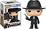 Funko- Pop Vinile Westworld The Man in Black, 13526