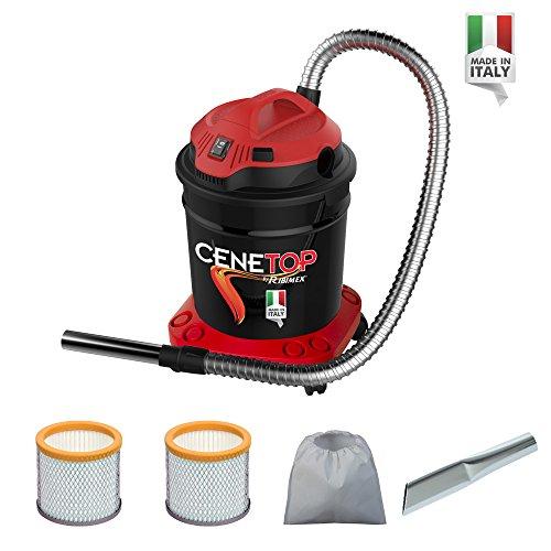 ASPIRACENERE ELETTRICO CENETOP 1200 W - 18 L PULITURA AUTOMATICA FILTRO con doppio filtro, lancia...