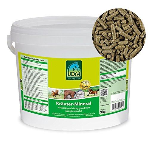 Lexa Kräuter Mineral 9 kg