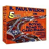 Royal Road To Card Magic by R. Paul Wilson - DVD