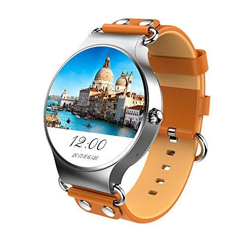 MENGXIANG123 Smartwatch WiFi, App per Lo Sport Integrata Supporta Il monitoraggio della frequenza...