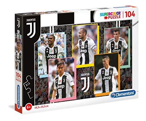 Clementoni Puzzle Juventus, Multicolore, 27524