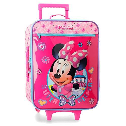 Disney Super Helpers Valigia per bambini 50 centimeters 28 Rosa
