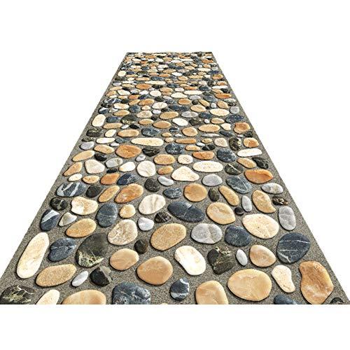 CONGMING-carpet TappetiRunner personalitàCreativa Tappeti delcorridoio-Scale del Corridoio...