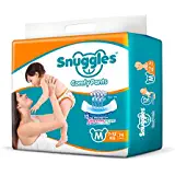 Snuggles Standard Medium Size Diaper Pants (74 Count)