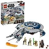 LEGO Droid Gunship, Colore Vari, 75233