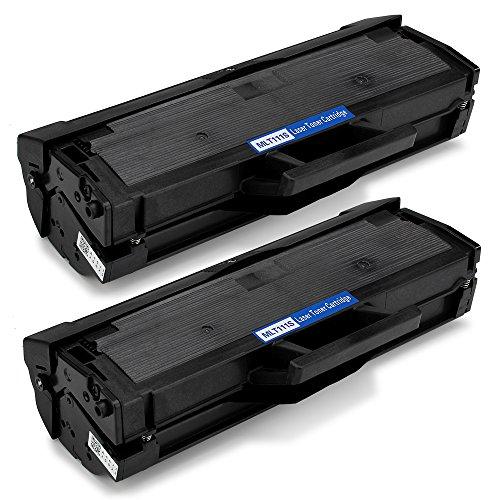 OfficeWorld MLT-D111S Toner Cartucce Compatibile con Samsung Xpress M2026 M2070FW M2026W M2070...