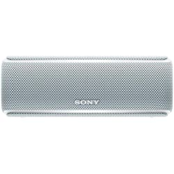 Sony SRS-XB21 Portable Waterproof Wireless Speaker with Bluetooth and NFC (White)