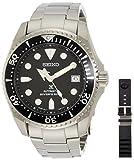 Seiko Men's 44mm Steel Bracelet Titanium Case Automatic Analog Watch SBDC029