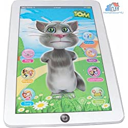 HomeDecor4u, Talking Tom Interactive Learning iPad / Tablet for Kids with Smart Touch