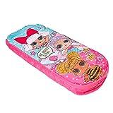 Ready Bed LOL Surprise-readybed Junior-letto Hinchable y Saco de Dormir para niños 2en 1, One Size
