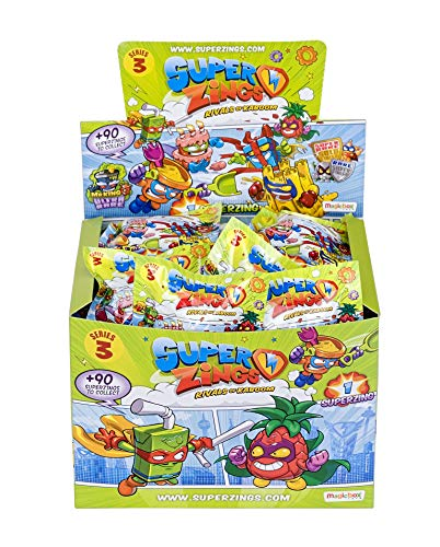 Superzings onepack Serie 3Bowser, Colore: Assortito (Magic Box psz3d850in00)