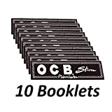 OCB Premium Slim Papers 10 x 32 Blättchen