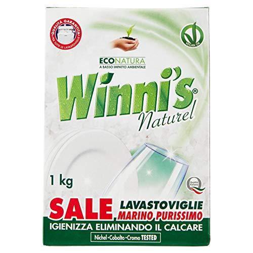 Winni 'Ssal lavastoviglie, Marino purissimo1000g-[Confezione da 3]