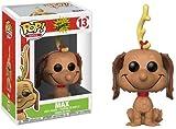 FunKo Dr Seuss Figurines Pop Vinyle: Books Grinch: Max The Dog, 21757, Marron, Standard