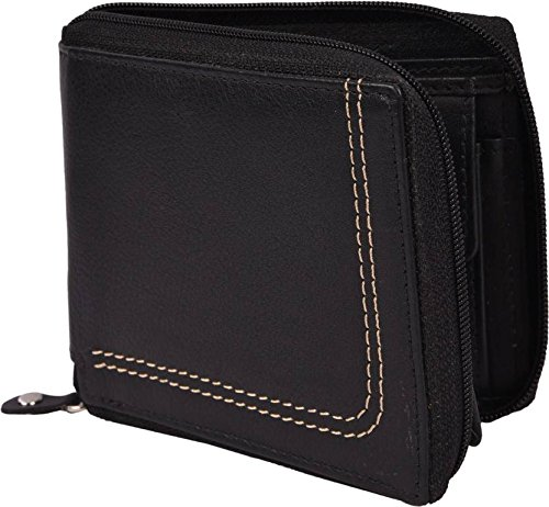 Accezory Brown Mens Wallet