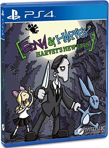 Harveys Neue Augen (PS4 Deutsch)