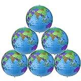 16 Pouces Globe Gonflable Globe Terrestre...