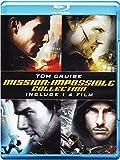 Mission Impossible Quadrilogia (4 Blu-Ray)