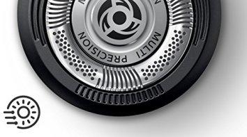 Philips-AquaTouch-S5600-Afeitadora-BateraCorriente-In-de-litio-Rotacin-Negro-Azul-Plata-LED-Ergonomic