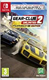 Gear-Club Unlimited 2 - Porsche Edition (Nintendo Switch) - Unlimited Edition