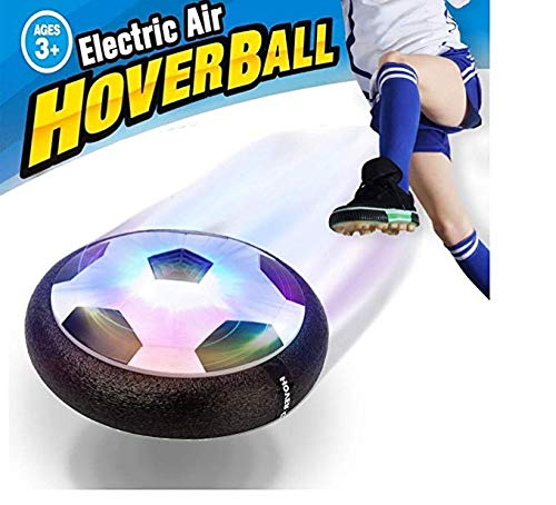 Maxesla Hover - Pallone da Calcio per Bambini e Bambine, con LED Galleggiante per Interni ed...