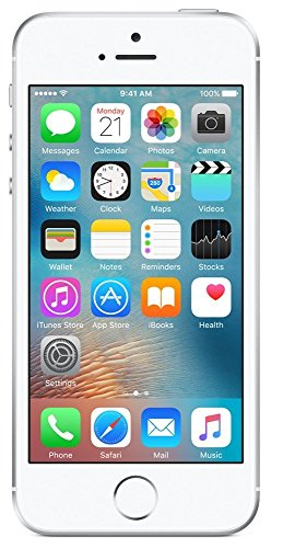 Apple iPhone SE (Silver, 128GB)