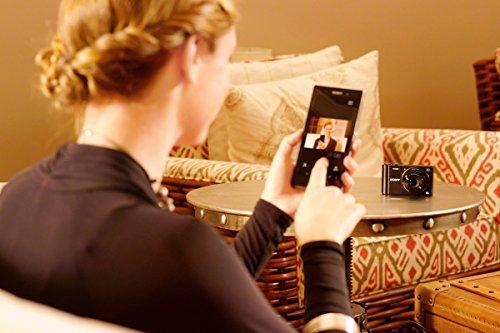 "Sony DSC-WX350 - Cámara compacta de 18.2 Mp (pantalla de 3"", zoom óptico 20x, estabilizador óptico, vídeo Full HD), negro"
