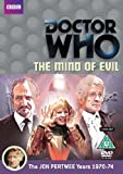 Doctor Who: The Mind of Evil [DVD]