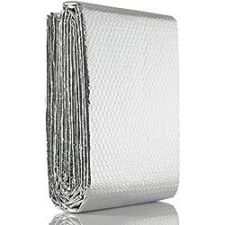 SuperFoil, RadPack, lamina termoriflettente e isolante per termosifoni, risparmia energia, dimensioni: 5 m x 60 cm
