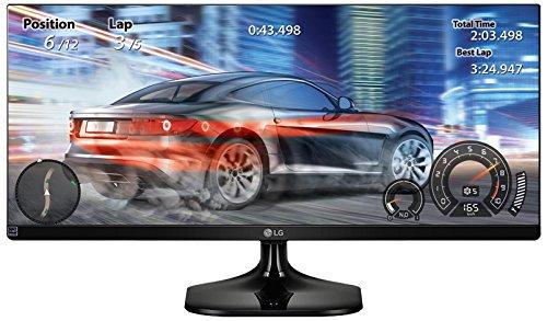 LG IT Products 29UM58-P.AEU 73,7 cm (29 Zoll) LED Monitor (2 x HDMI, 5ms Reaktionszeit)