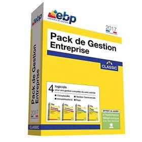 EBP Pack de Gestion Entreprise Classic 2017 + ODR 80