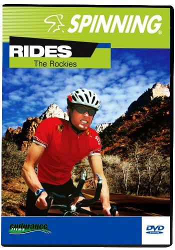 Mad Dogg Athletics Spinning Rides: The Rockies DVD