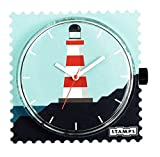 Stamps S.T.A.M.P.S. Uhr Zifferblatt Sea Light 104304