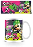 Splatoon 2 MG24774 (Squid Shot) Mug, Céramique, Multicolore, 11oz/315ml