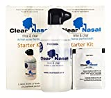 ClearNasal Rinse and Clear Starter Kit (Pack of 2)
