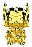 Funko- Pop Bobble Marvel Studios 10: Thor (Chrome) (The First Ten Years) Idea Regalo, Statue, COLLEZIONABILI, Comics, Manga, Serie TV, Multicolore, 33518