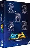 Saint Seiya (Les Chevaliers du Zodiaque) - Les 5 Films - Coffret DVD [Non censuré]