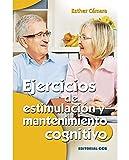 Ejercicios de estimulación y mantenimiento cognitivo (Mayores)