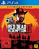 Red Dead Redemption 2 Ultimate Edition [PlayStation 4] Disk