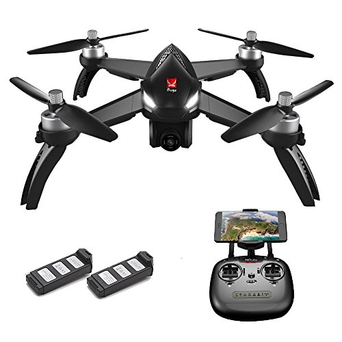 Goolsky MJX Bugs 5W 1080P 5G WiFi FPV Camera GPS Posizionamento Altitudine Tenere RC Drone...