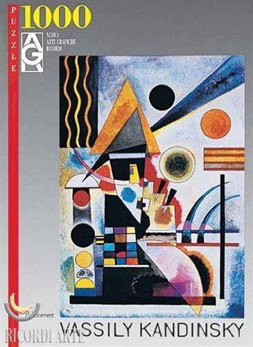 Editions Ricordi 2801N09673G - Gold KANDINSKY ROETHEL, T. II, N° 734, 1925 P.690 - Puzzle da 1000...