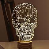Skull Facing Left Transparent Background
