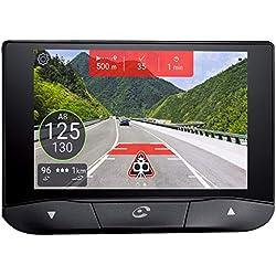 COYOTE S - Assistenza alla guida - Videoacmera di sicurezza integrata - Modalità reale aumentata - Allerte in tempo reale - Visualizzazione di eventuali imprevisti fino ad una distanza di 30 km