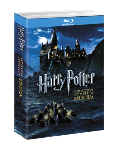 Harry Potter Colección Completa Bluray [Blu-ray]