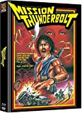 Mission Thunderbolt - Mediabook - Cover A - Limited Edition  (+ DVD) [Blu-ray]
