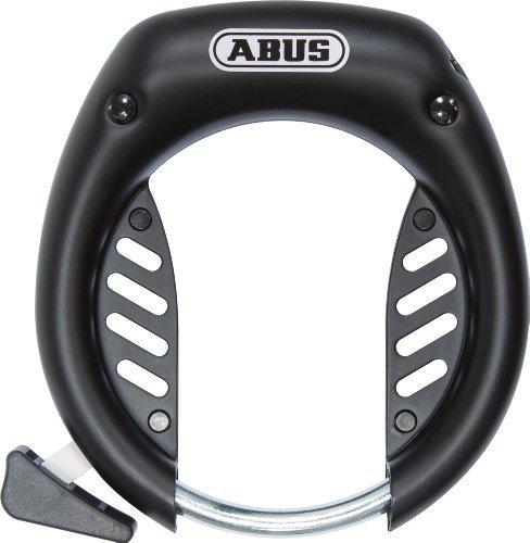 ABUS Fahrradschloss 496 LH NKR, Black, 11258